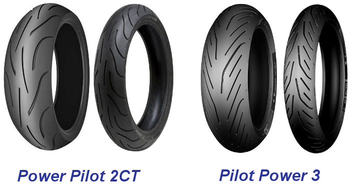 michelin pilot power 2ct vs pilot power 3 race track refugee. Black Bedroom Furniture Sets. Home Design Ideas